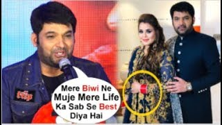 Kapil Sharma's CUTE Reaction On Having BABY With Wife Ginni Chatrath At Angry Birds 2 Trailer Launch