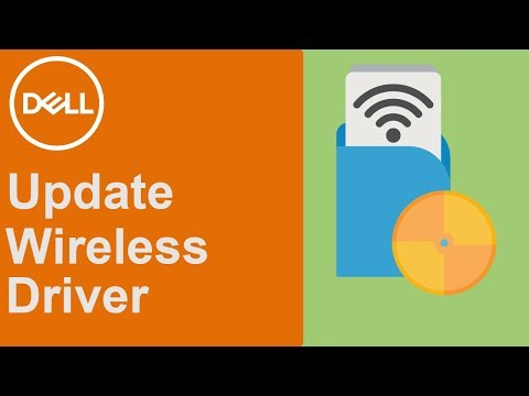 Update WiFi Driver Windows 10 (Official Dell Tech Support)