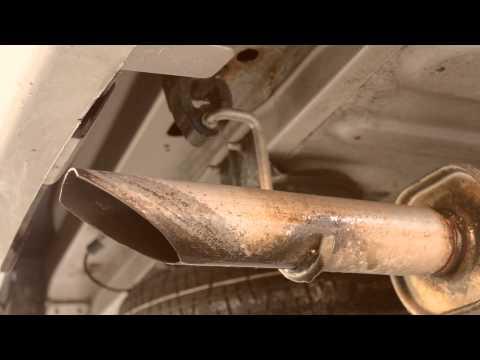 Restore Car Muffler
