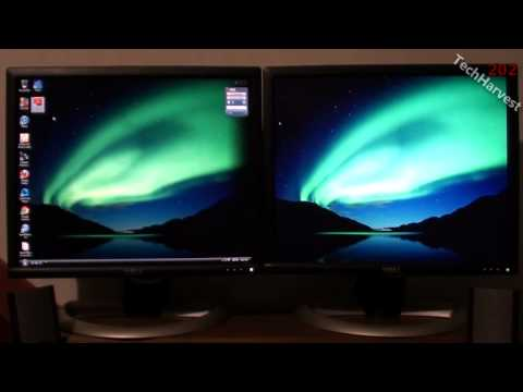 Installing Windows 8 Developer Preview On A Dual Monitor PC