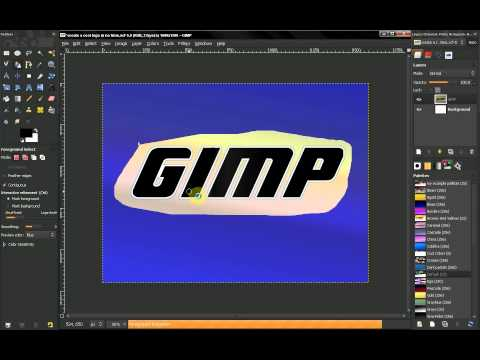 GIMP tutorial: Beginners' Guide ep32 - Tools - Foreground select tool