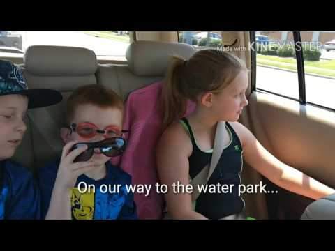 Water Park! Mini vlog