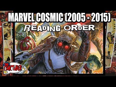 Reading Order - Marvel Comics - Marvel Cosmic (2005 - 2015)
