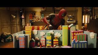 Deadpool 2 Trailer: Deadpool trifft Cable, german HD