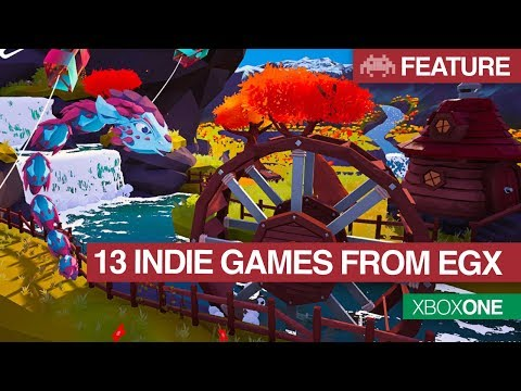 13 Indie Games at EGX 2017 to get Excited About