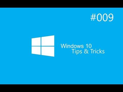 Windows 10 Tips #009 Installing Bash