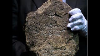 The rock that could reveal the fate of the Lost Colony of Roanoke