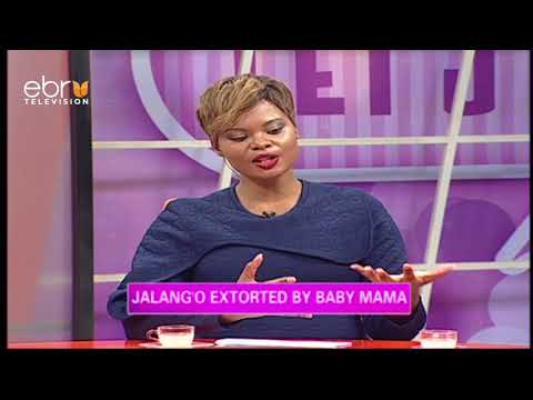 Jalango Extorted By His Baby Mama