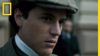 Johnny Flynn Talks About Playing Young Einstein | Genius