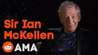Download Sir Ian McKellen: Reddit Ask Me Anything Video