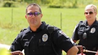 Apple Valley Police Lip Sync Challenge