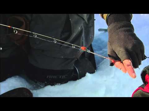 Ice Fishing Deep Crappies