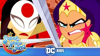 DC Super Hero Girls | Wonder Woman's Most EPIC Battles! ⚔️ | @DC Kids