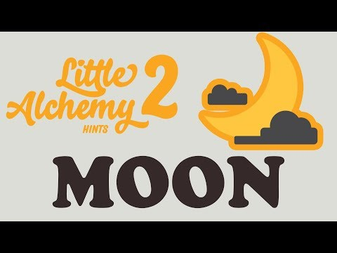 Little Alchemy 2 Walkthrough #19 - How to make MOON- Droid Morning