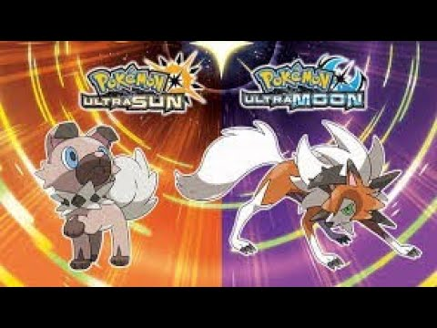 How to get a Rockruff (Lycanroc Dusk Form) for Pokemon Ultra Moon and Sun!
