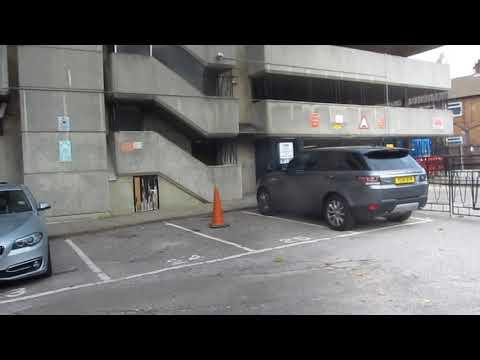 I fail to take a look at New Malden Multi-Storey Carparks