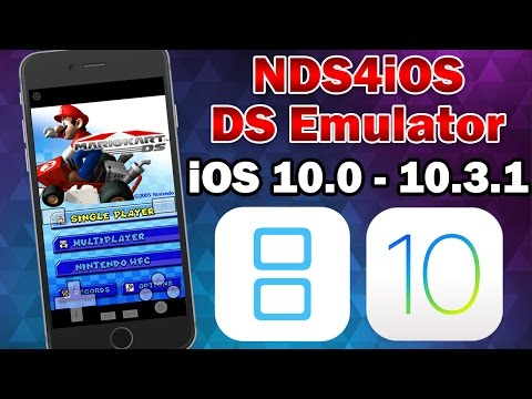 How to Install NDS4iOS Nintendo DS Emulator on iOS 10.0 - 10.3.3 (No Jailbreak / No Computer)