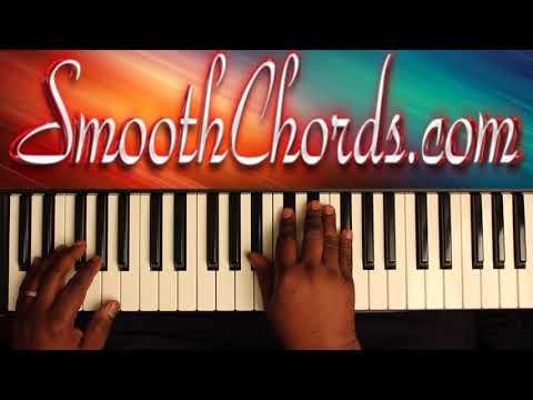 I'm Depending On You - Shawn Jones - Piano Tutorial