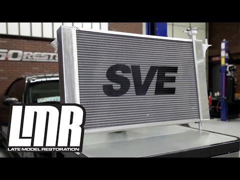 1994-1995 5.0L Mustang SVE Aluminum Radiator - Review
