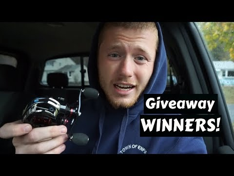 10,000 Subscriber Giveaway WINNERS!