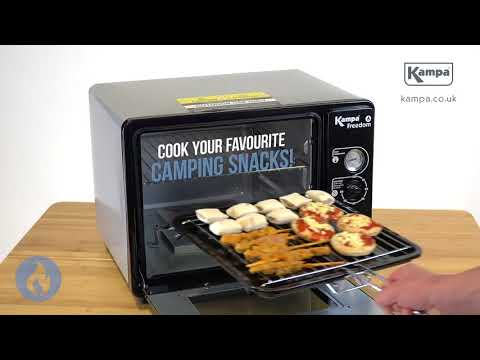 Kampa  Freedom Oven  Product Overview