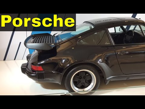 5 Amazing Porsche Cars-911 Turbo, Carrera GT, 918 Spyder, 912, And 356