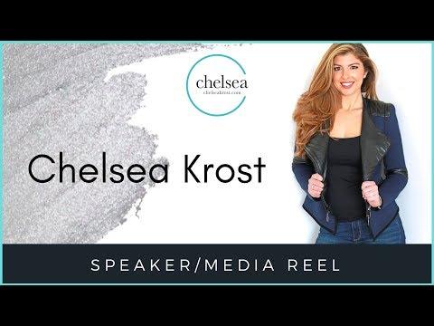 Chelsea Krost Speaker/Media Reel 2017