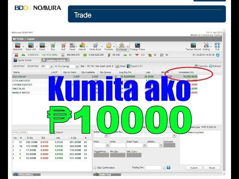 I Earn 10K Stock Market Philippines