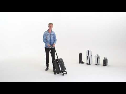 Chapter 8 - Using the luggage strap