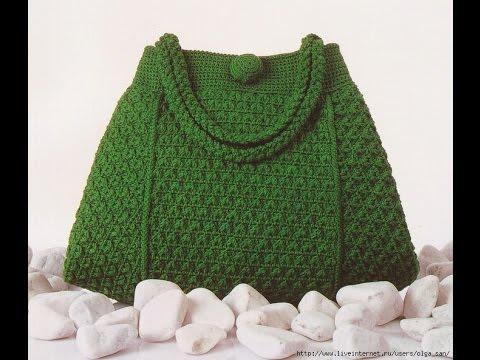 Crochet Handbag Patterns For Beginners Tote Patterns