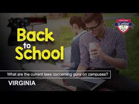 Virginia Back to School 2017