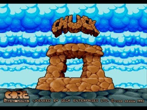 Chuck Rock II - Son Of Chuck Review for the SEGA Mega Drive by John Gage