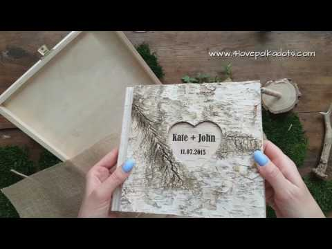 wedding ideas for wedding guest book