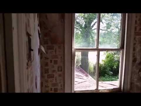 Urban Exploring - Bloody Handprint House VA
