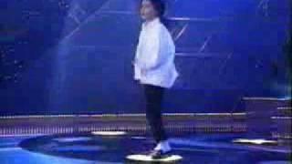 Kent Vilhelmsson Michael Jackson i Småstjärnorna 95