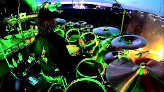 Jay Weinberg - Duality Live Drum Cam (Rockfest 2019)
