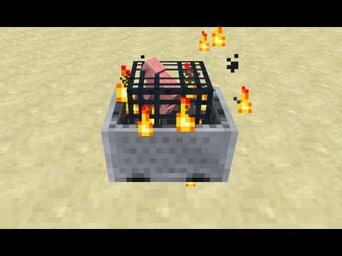 Spawner-Minecarts in Minecraft Snapshot 13w06a