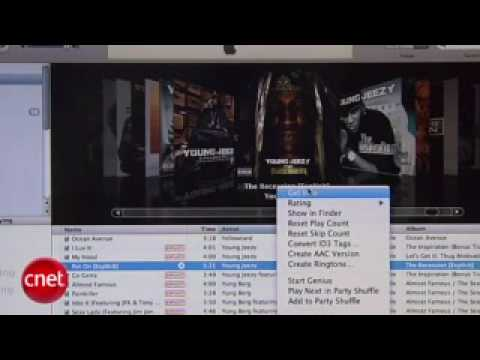 Make iPhone ringtones with iTunes 8.0