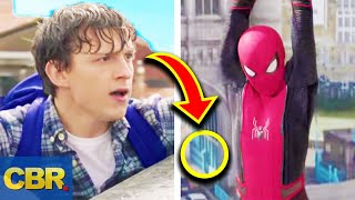 Download Spider-Man Far From Home Trailer: Small Details You Missed Video