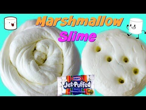 Marshmallow Edible Slime DIY Edible Marshmallow Slime DIY Edible Slime Candy!! *SLIME YOU CAN EAT*