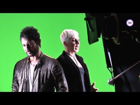 Beto Cuevas y Ana Torroja filman video #FueraDeMi