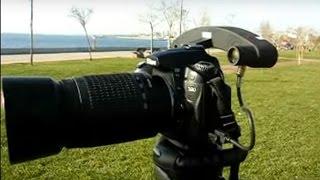 Wildlife Photography Equipment