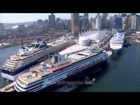 Alaska Cruise & Canada's Rocky Mountaineer Train - Jetline Cruise