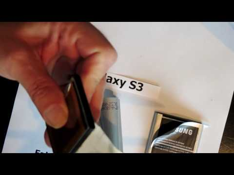 Galaxy S3 fake vs my original battery