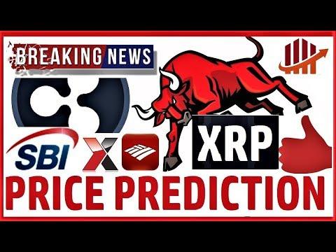 RIPPLE 4 GREATEST NEWS 🔥&🔥 XRP PRICE PREDICTION SUMMER 2018