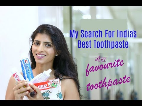 (हिंदी) Search For The Best Toothpaste In India : Hindi Bindi