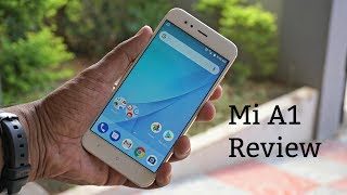 Xiaomi Mi A1 Review, Pros and Cons, F-code giveaway