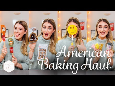 American Bakeware Haul: Wilton, Rosanna Pansino, Sur La Table & Target. - In The Kitchen With Kate