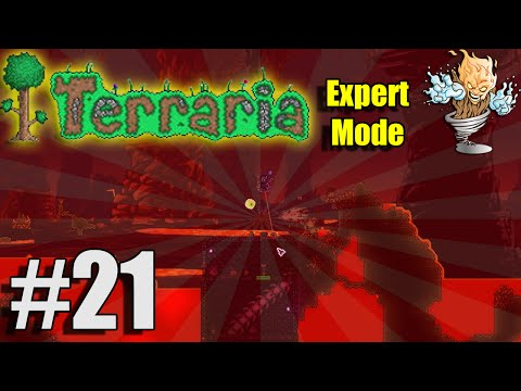 Terraria 1.3 Gameplay #21 Door to Door Lootman | Expert Mode