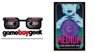 Medium Review with the Game Boy  Geek